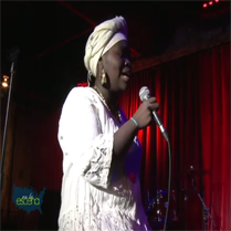 An evening with Dayme Arocena – En La Escena/On The Scene