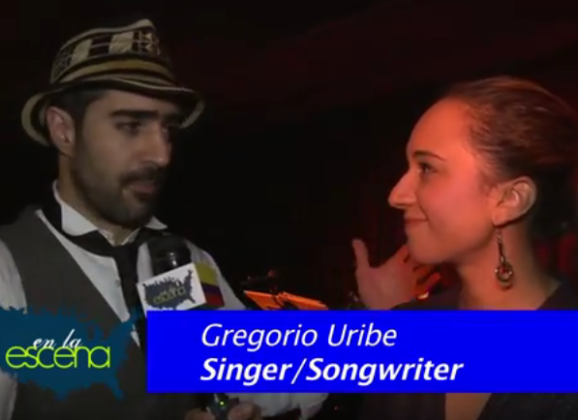 Gregorio Uribe Big Band performs Cumbia Universal