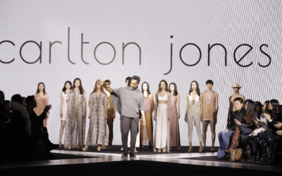 DESIGNER CARLTON JONES THE FIRST AMERICAN DESIGNER EVER FEATURED AT HARBIN FASHION WEEK 2017 IN CHINA