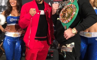 Thurman vs Garcia press conference