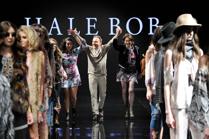 Beverly Hills Ca March 14 Designer Daniel Bohbot C Walks The Runway At Art Hearts Fashion Lafw Fall Winter 2017 Day 1 Hilton Hotel On