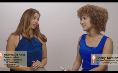 Yesenia and Shirley Interview – En La Escena / On The Scene