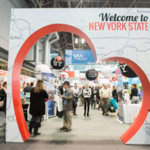 2018 New York Times Travel Show 2