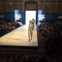Mac Duggal NYFW Spring/Summer 2018 runway show