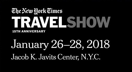 2018 New York Times Travel Show Reports Highest Ever Attendance During 15th Anniversary Year