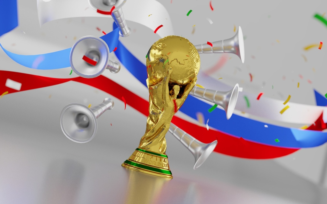 Latinoamérica presente en la Copa Mundial de la FIFA Rusia 2018