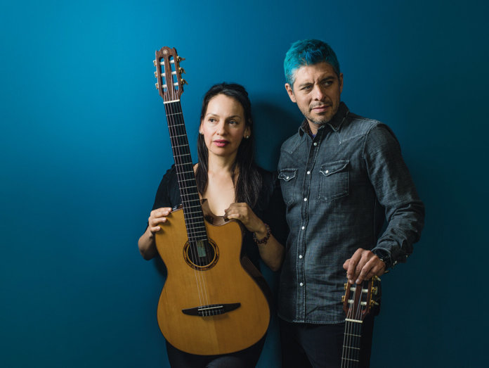 Rodrigo y Gabriela on Tuesday, October 13th at 5pm ET at SummerStage Anywhere