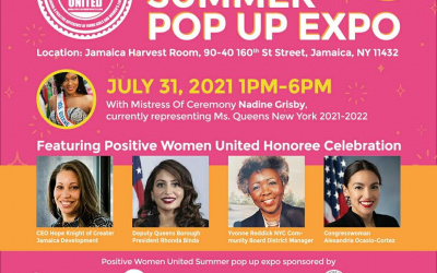 Welcome Back, Summer Pop Up Expo